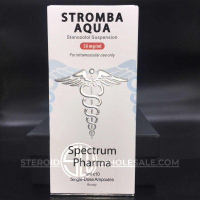 Spectrum-Pharma Stanozolol suspension